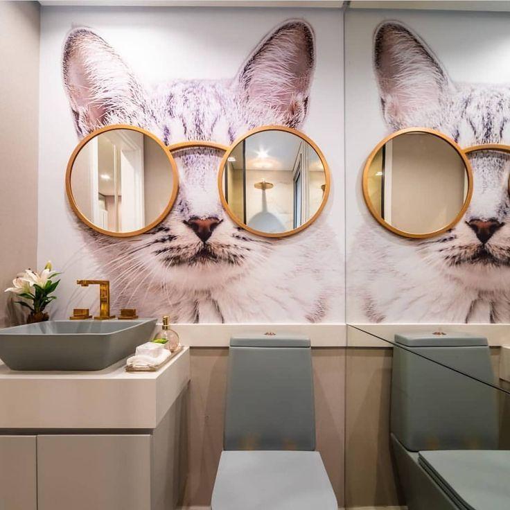 Banheiro – Começando a sexta-feira com muito esti…