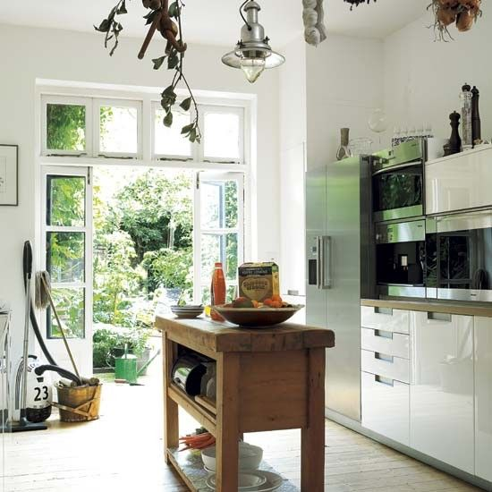 Cosmpolitan victorian terrace house tour house tours for Small victorian kitchen designs