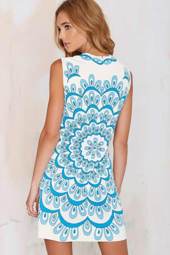 Vintage Trudy Shift Dress - Dresses