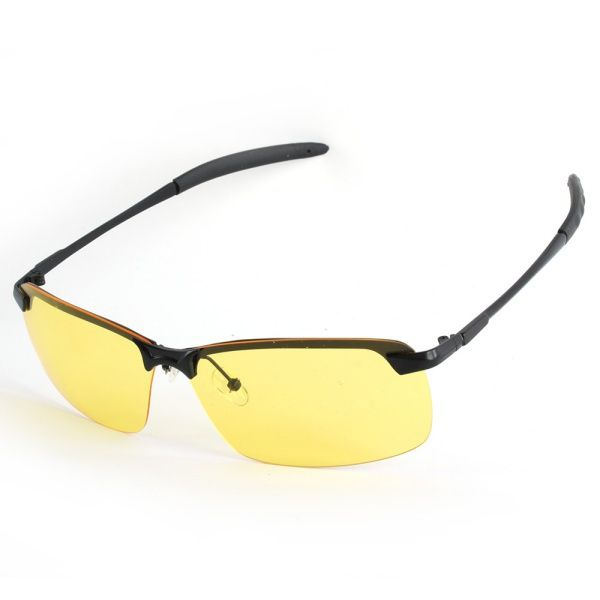 UV400 HD Night Vision Polarized Glasses Driving Sunglasses Eyewear #Affiliate