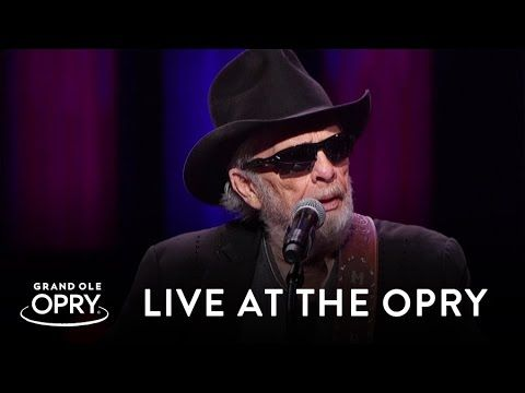 """Merle Haggard - """"Silver Wings"""" 