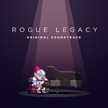 Rogue Legacy OST, by Tettix & A Shell in the Pit