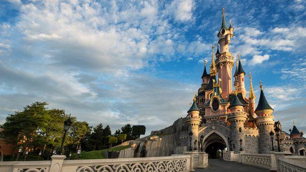 Le Château de la Belle au Bois Dormant | Disneyland Paris