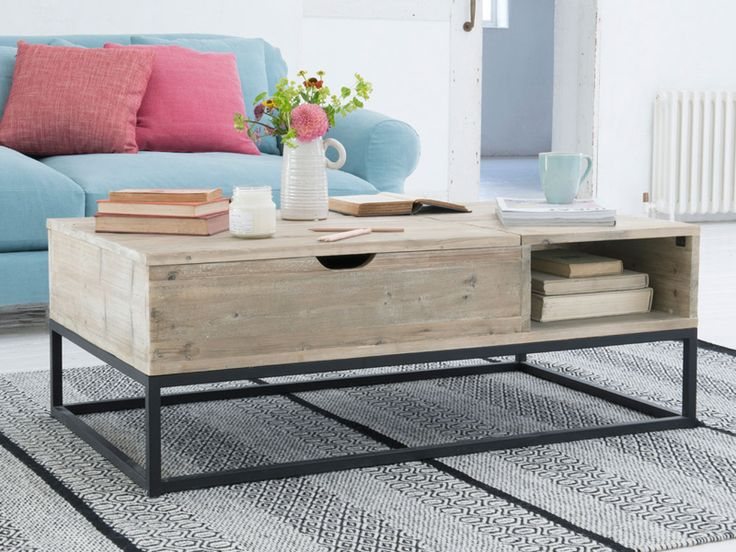 Clap Trap coffee table