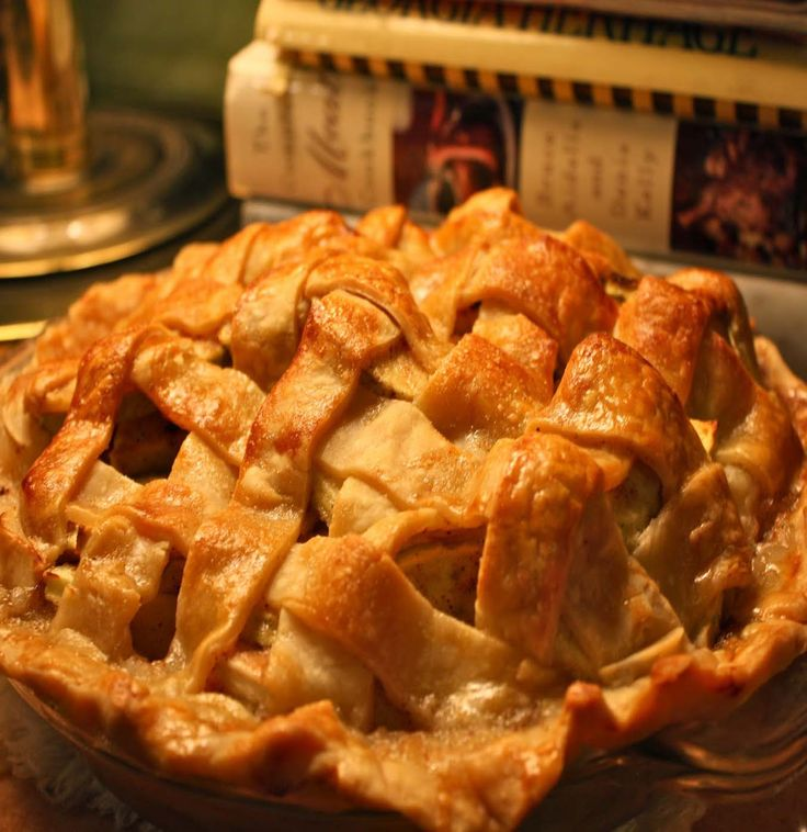 Perfect Apple Pie Recipe — Dishmaps