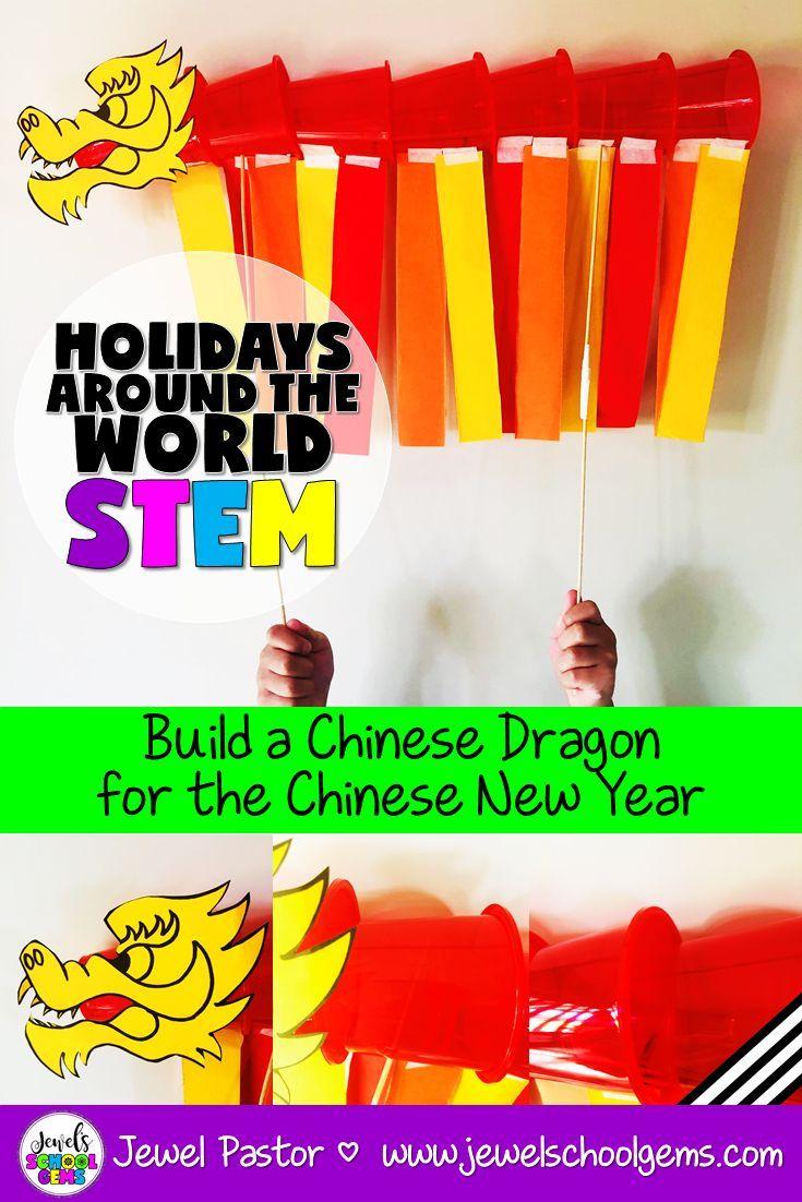 Chinese New Year Stem Activities 2020 Stem Activities Holidays Around The World Holiday Activities