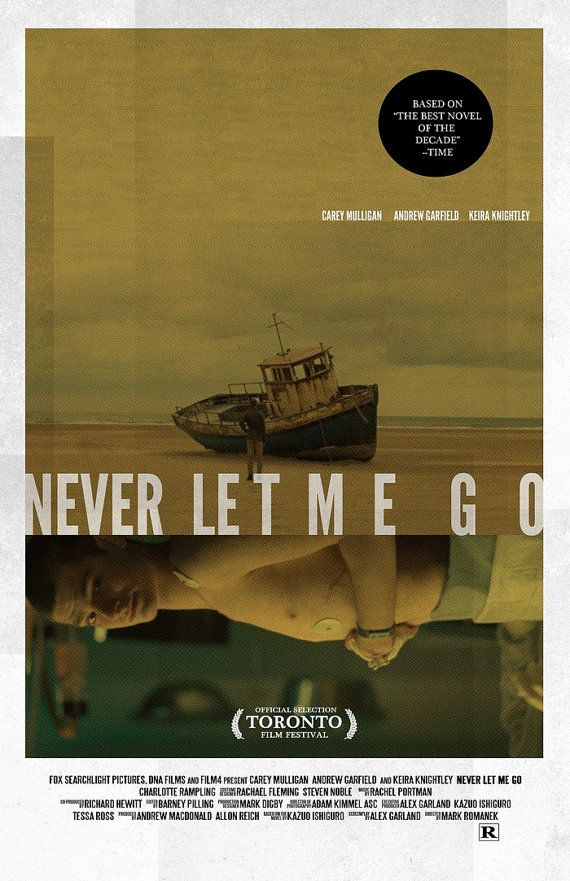 Never Let Me Go movie poster