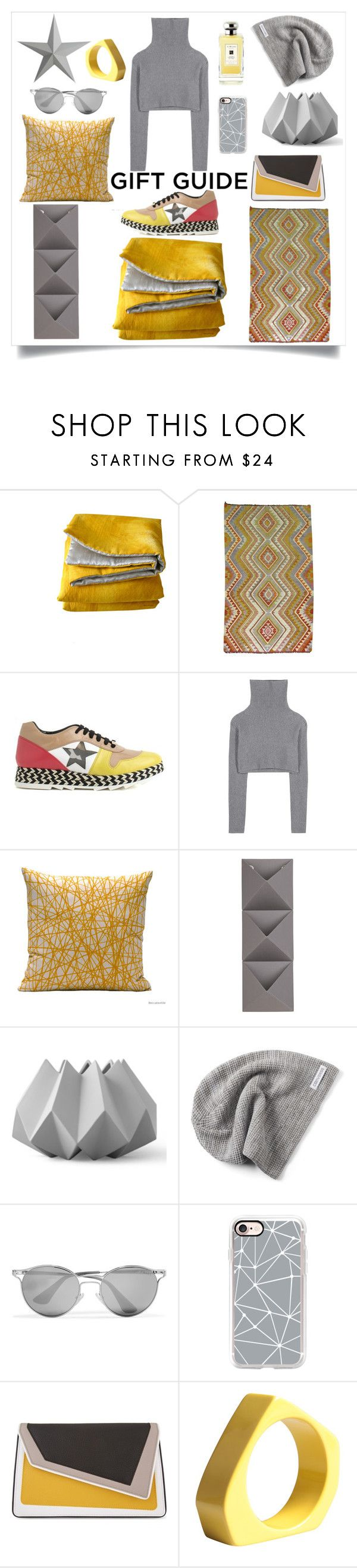 """""""Gift Guide: Besties"""" by beccallop ❤ liked on Polyvore featuring STELLA McCARTNEY, Valentino, Jo Malone, Umbra, Menu, Converse, Prada, Casetify, âme moi and Marni"""