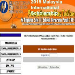 2015 Malaysia International Scholarship (MIS) for International Students in Malaysia , and applications are submitted till 31 March 2015. Malaysian Government is offering Malaysia International Scholarship (MIS) for pursuing postgraduate and postdoctoral studies at a campus of Malaysian Universities. - See more at: http://www.scholarshipsbar.com/2015-malaysia-international-scholarship.html#sthash.oAptZ9pg.dpuf