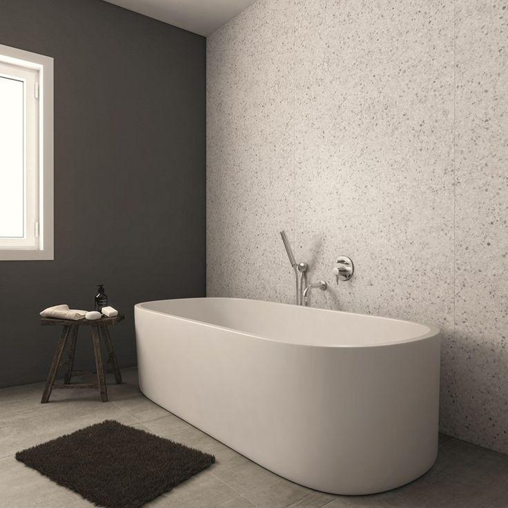 FLUORITE Indoor/outdoor wall/floor tiles by INALCO - INDUSTRIAS ALCORENSES CONFEDERADAS design Katty Schiebeck