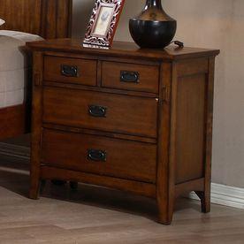 Sunset Trading Tremont Chestnut Oak Nightstand Ss-Tr750-Ns