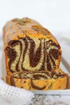 La bottega delle dolci tradizioni: Plumcake zebrato