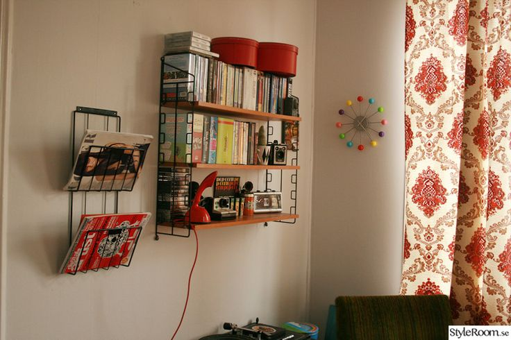 stringhylla,tidningshylla,hattaskar,kobra,kobratelefon,retro,lådkamera