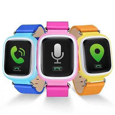 Q60 GPS Tracker SOS Call Children Smart Watch for Android IOS iPhone Anti-lost | Cheap chinese mobile phones