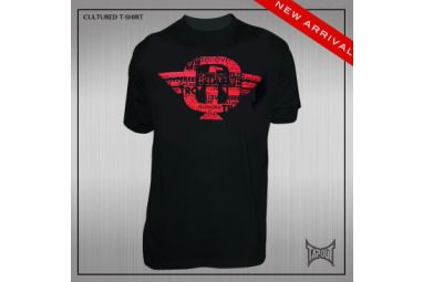 TapouT Cultured T-Shirt + Free Sample Price: WAS £29.99 NOW £21.00