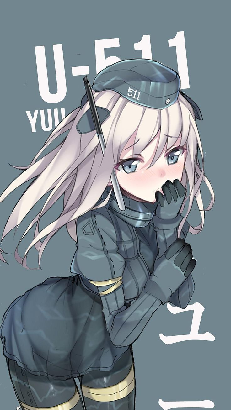 U-511 ~ Korigengi   Wallpaper Anime