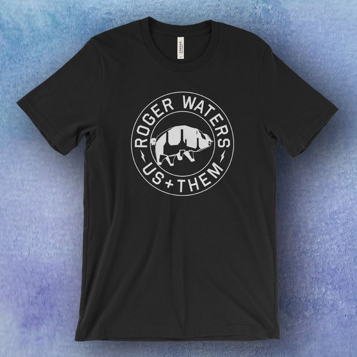 Pink Floyd Roger Waters Us and Them T-Shirt