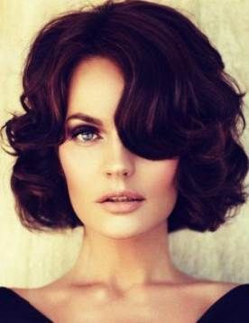 Vintage hairstyles for long hair pin up curls 68+ ideas