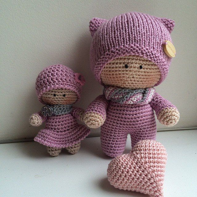 Amigurumi Instagram Tags : 17 Best images about Crochet dolls on Pinterest Free ...