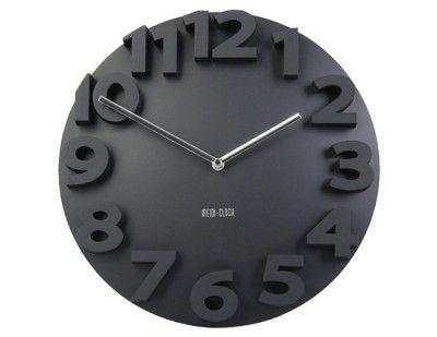Very Elegant Clock (Black)