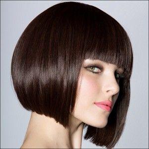 Deep Rich Chocolate Brown Hair Color