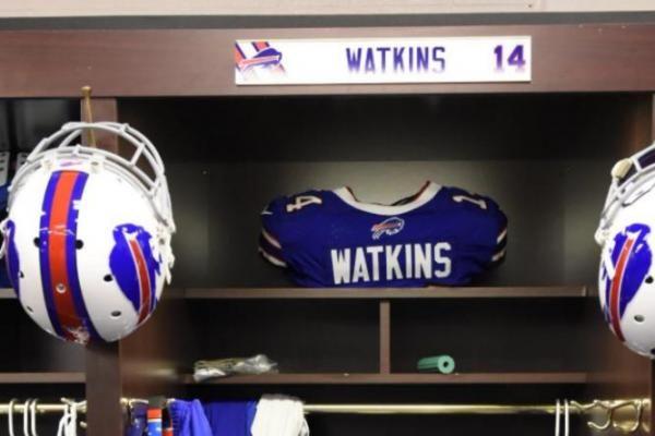 Fantasy Football: Sammy Watkins starting for Buffalo Bills