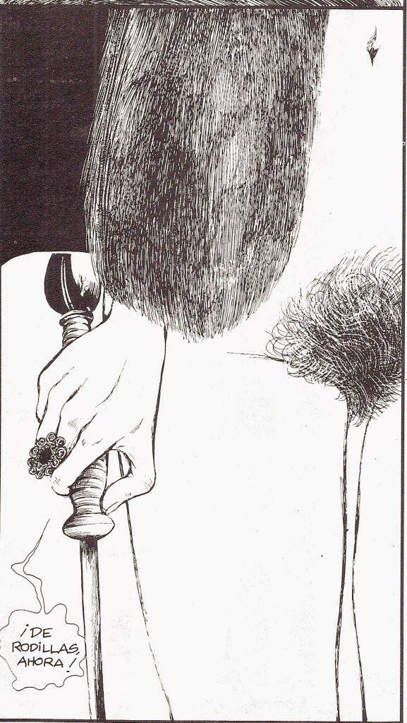 Guido Crepax: La Venus de las pieles