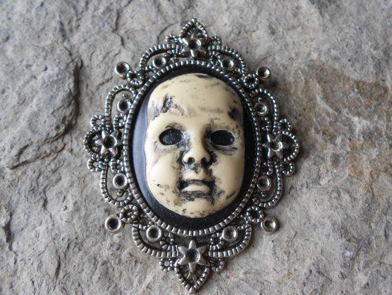 Creepy Baby Doll Scary Doll Zombie Baby Hand by THEPROUDBUFFALO