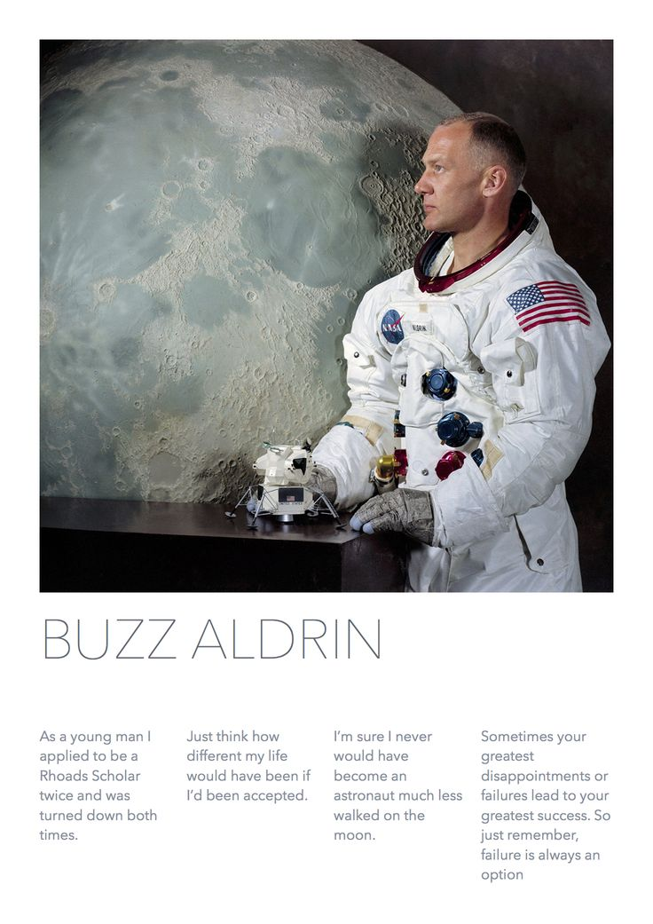 Buzz Aldrin quote