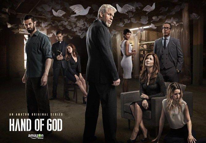 La saison 2 de Hand of God sera la dernière