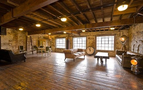 Converted Warehouse Homes Converted Warehouse Venue For