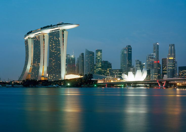 Moshe safdie on marina bay sands marina bay sands and for Marina bay sands architecture concept