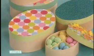 Video: Easter Treats at Dylan's Candy Bar   Martha Stewart
