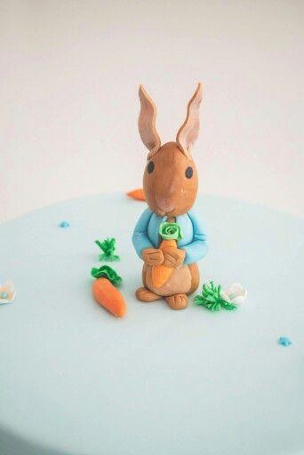 Peter the Rabbit cake - Boheme delices francaises