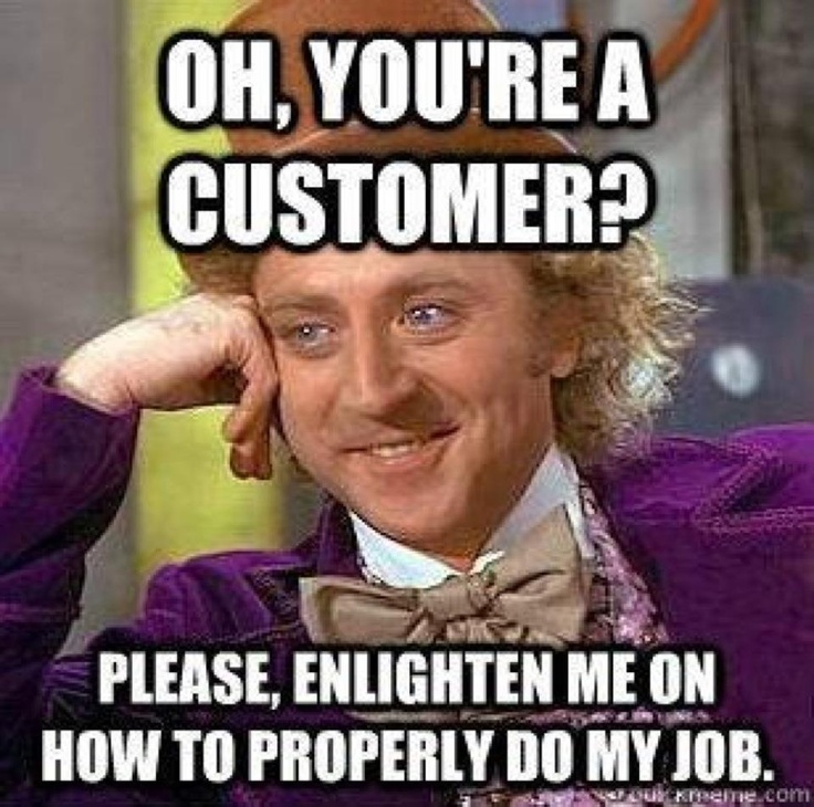 Everyday in retail