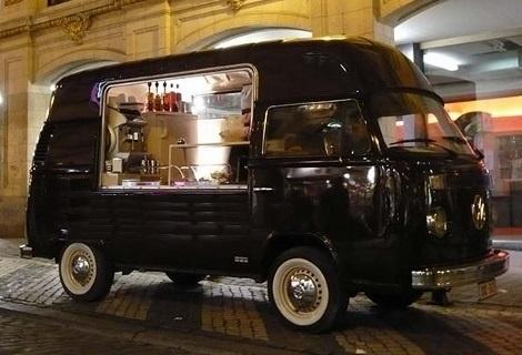 Estafette Food Truck