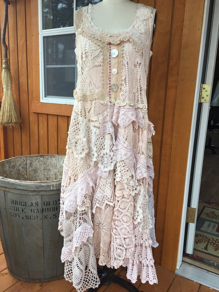 coming soon to etsy ....Luv Lucy Art To Wear...Vintage Charm Dress ...