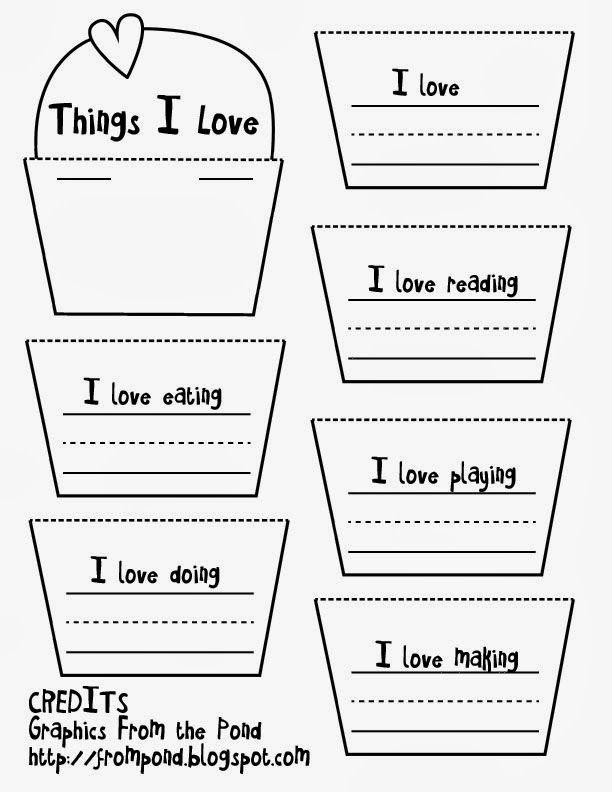 Cute activity for Valentine's Day since the day is all about love!