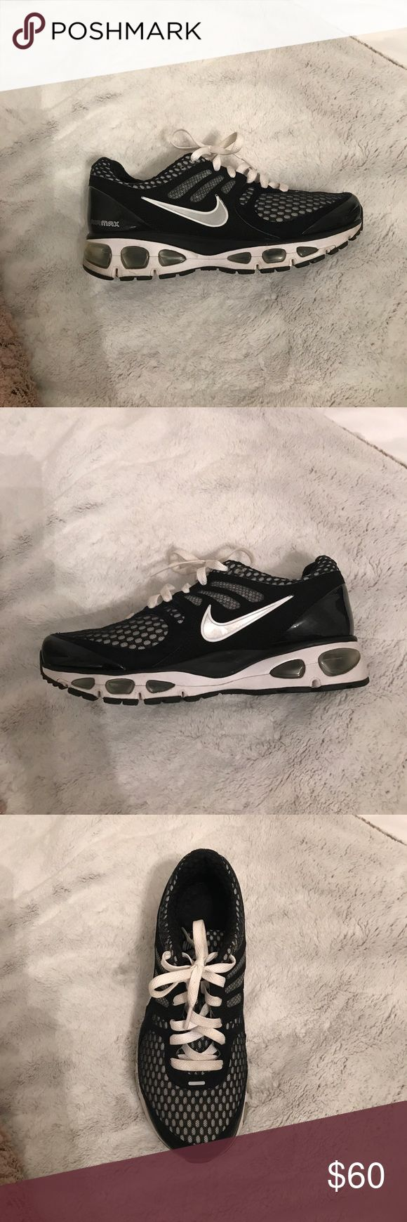 Very lightly worn Nike Air Max's Air Tailwind 2 These Air Tailwind 2's have only been worn a few times and are really really cute. Nike Shoes Sneakers