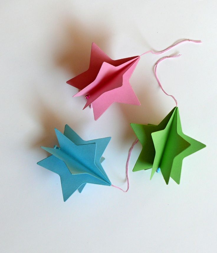 Vánoční+ozdoby+na+stromeček+pastelové+Netradiční+originální+ozdoby+na+stromeček+v+pastelových+barvách+-+světle+modrá,+světle+zelená+a+růžová.+Velikost+hvězdičky+je+8,7+cm.+Ozdoby+jsou+vyrobeny+z+kvalitního+pevného+kartonu+vyšší+gramáže+220+gsm.+Můžete+použít+jako+ozdoby+na+vánoční+stromeček+nebo+k+výrobě+vánoční+girlandy.