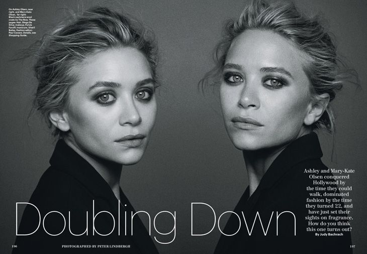Mary Kate and Ashley 2013 | mary kate and ashley olsen have been on a roll for many years now and ...