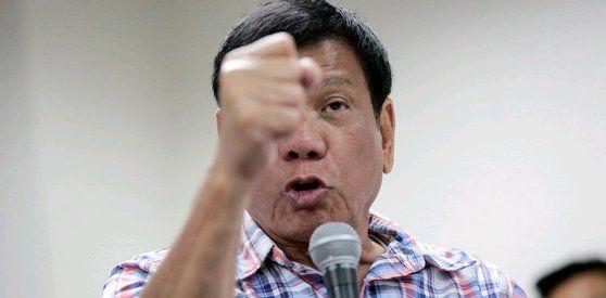 Perangi ISIS, Duterte Ajak Separatis dan Pemberontak Maois Bergabung