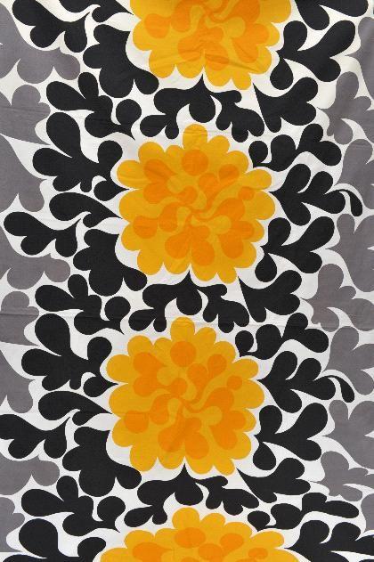 1960s Textile