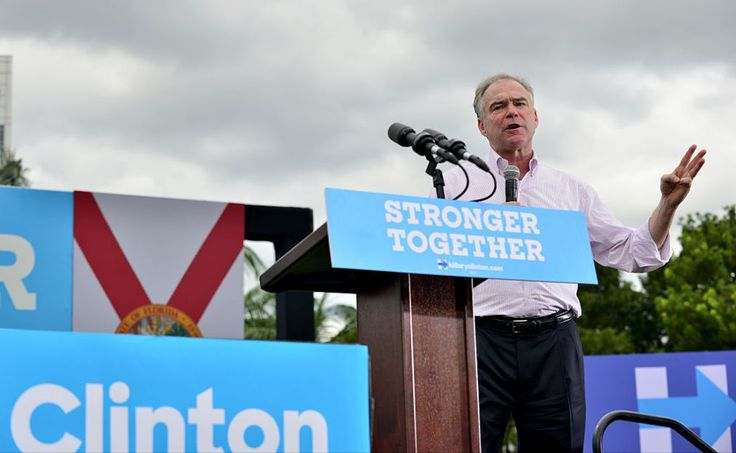 Read the Transcript of Tim Kaine's Speech in Spanish at a Rally in Arizona #transcript #kaine #speech #spanish #rally #arizona
