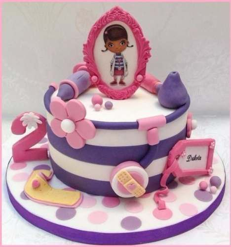 Tortas De Cumpleaños Doctora Juguetes   Albertdeker Blog