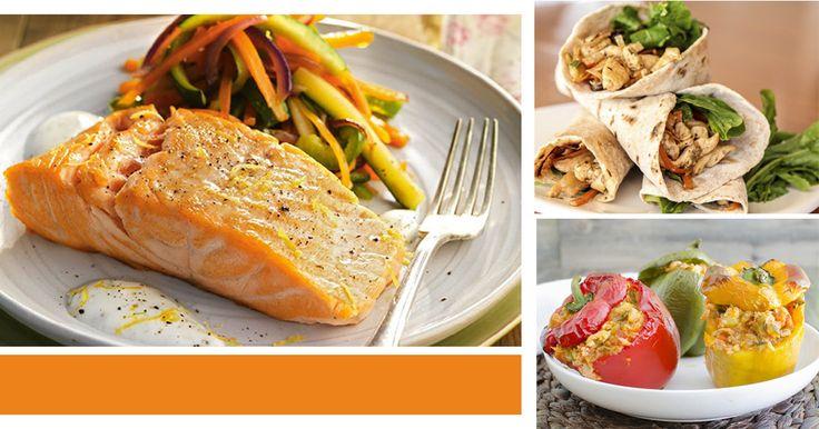 5 recetas deliciosas con menos de 300 calorías