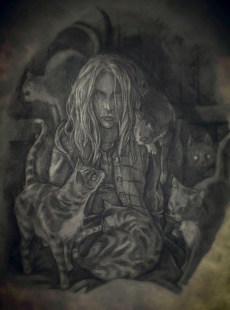 Кошатница by Ангел Ти