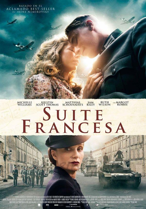 Suite francesa (Saul Dibb) https://www.facebook.com/BibliotequesUniversitatValencia/photos/a.214528528688900.55074.211010989040654/582350921906657/?type=1&theater