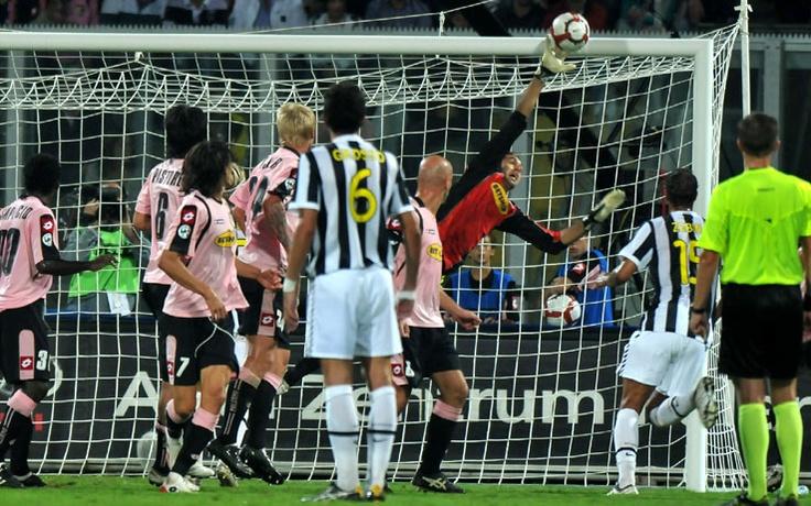 Sirigu (Palermo-Juventus)