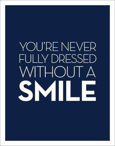 Keep Smiling. :)